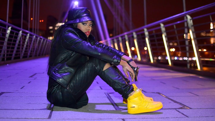 Lady Leshurr: U.K. Hip-Hop Star Takes 'Queen's Speech' to America