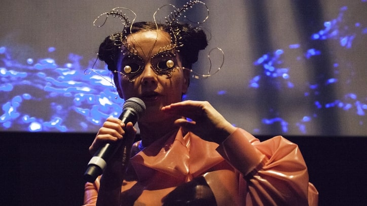 Bjork Launches Virtual Reality Exhibition