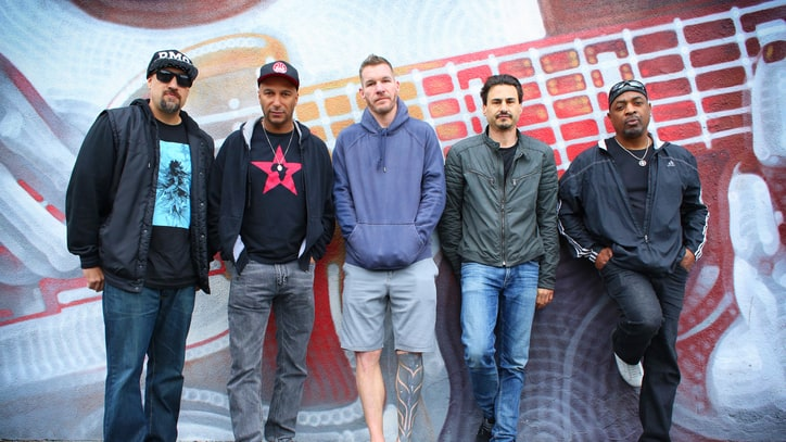 Prophets of Rage Plot RNC Convention Takeover in Cleveland