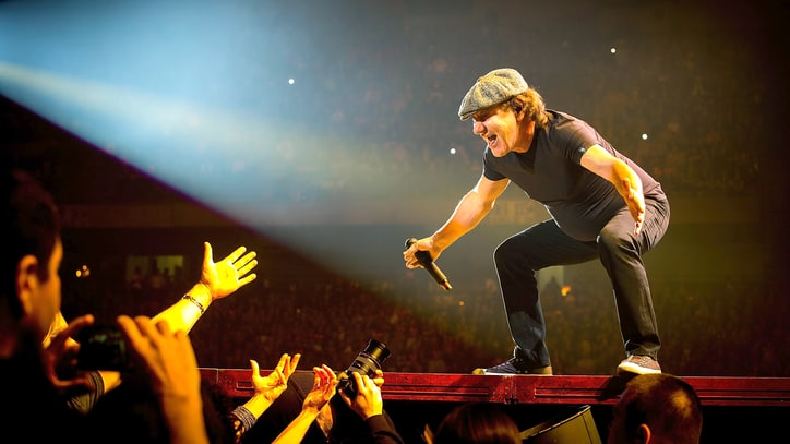 AC/DC's Brian Johnson Gives Positive Update on Hearing Loss