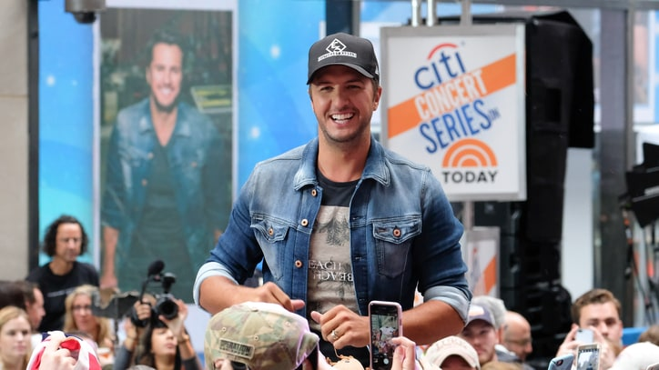 See Luke Bryan's Exuberant 'Huntin'' on 'Today'