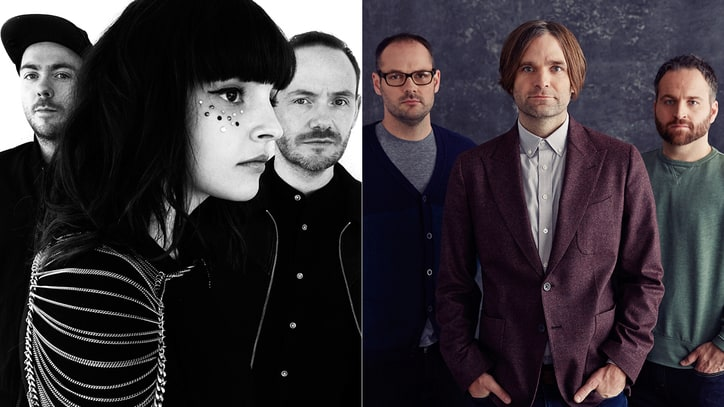Death Cab for Cutie, Chvrches Turn NC Dates Into Benefit Shows