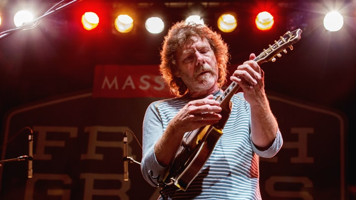 Sam Bush's 'Storyman' Album to Feature Krauss, Harris