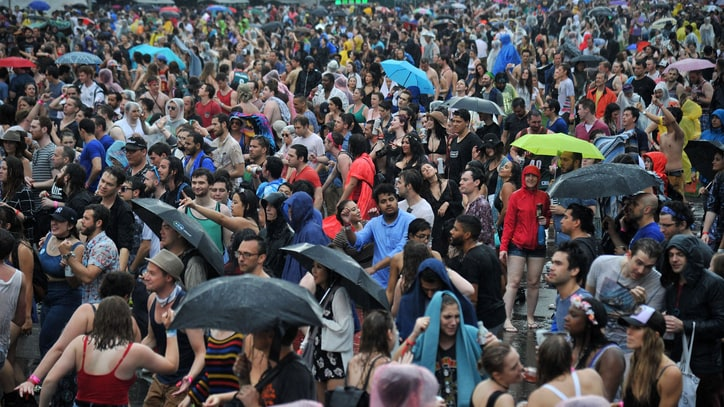 Governors Ball Cancels Sunday Lineup Due to 'Severe Weather'