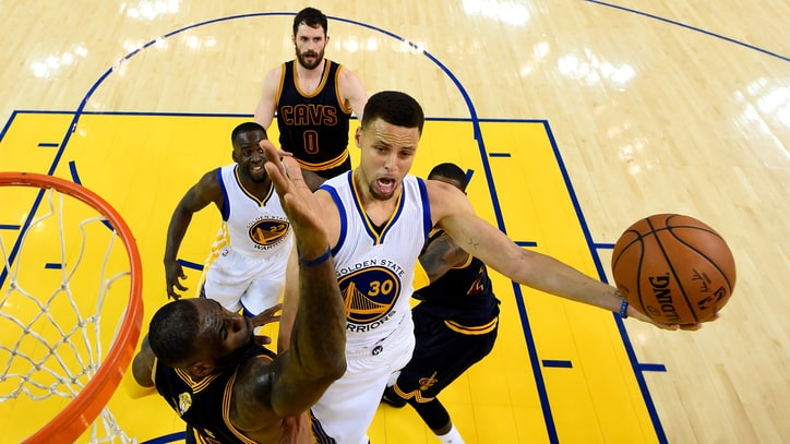 NBA Finals: Warriors Use Crushing Defense Against Cleveland in Game 2
