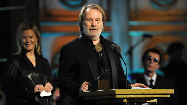 ABBA's Benny Andersson Talks Hall of Fame Induction, Band's Reunion Prospects
