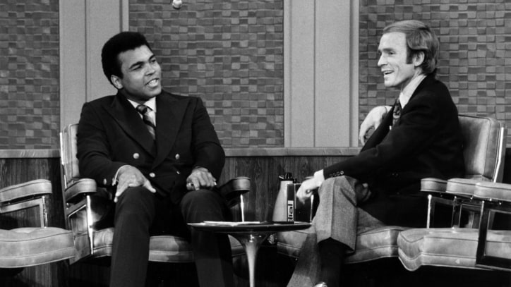 Dick Cavett Talks Making Breakfast for Muhammad Ali