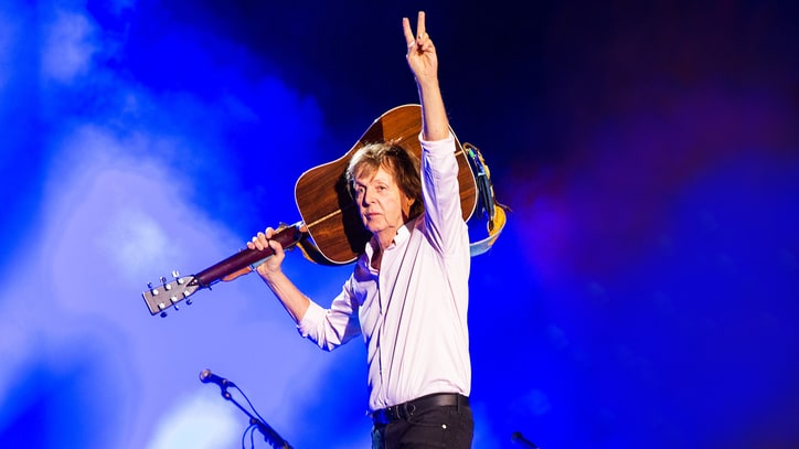 Paul McCartney Talks Summer Tour, New 'Pure McCartney' Comp