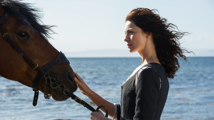 'Outlander': Caitriona Balfe on Sex, Violence and Time Travel