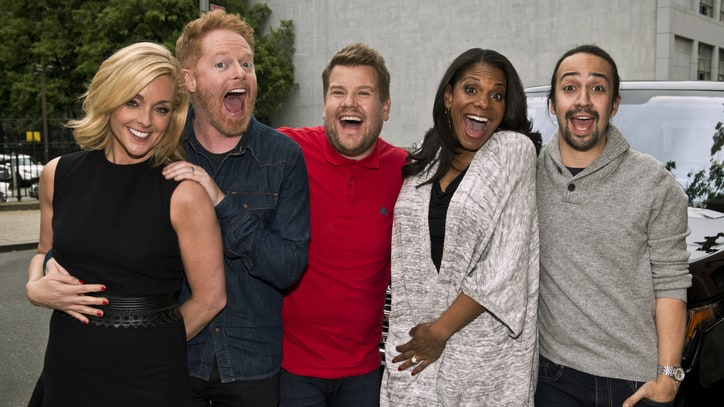 Watch 'Hamilton,' Broadway Stars' Pre-Tonys Carpool Karaoke