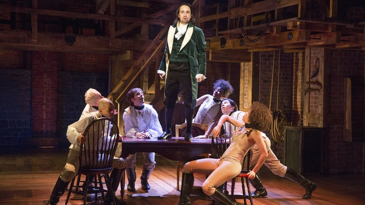 Inside 'Hamilton' Musical's Craft Beer, Rise Up Rye