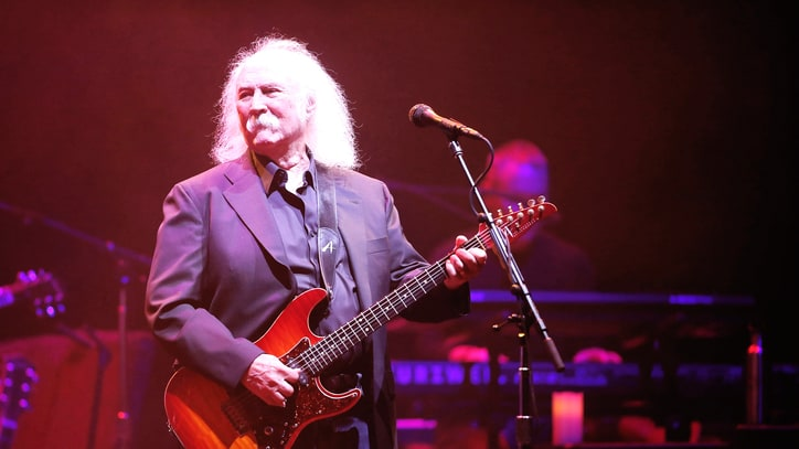 David Crosby Schedules Summer Tour