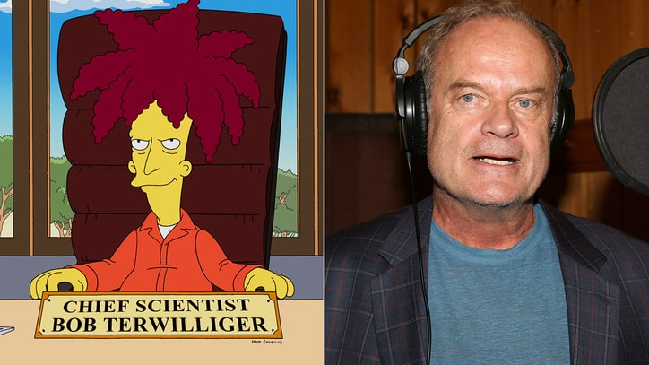 Watch Kelsey Grammer Explain the Origins of 'Sideshow Bob'