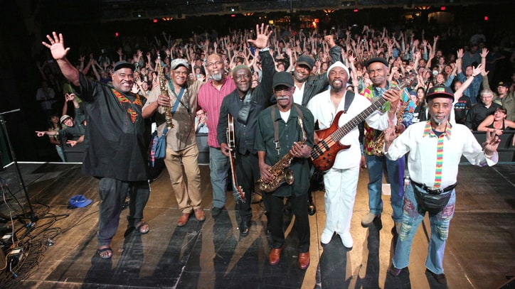 Cymande, London's Greatest Funk Band, on Return to Stage