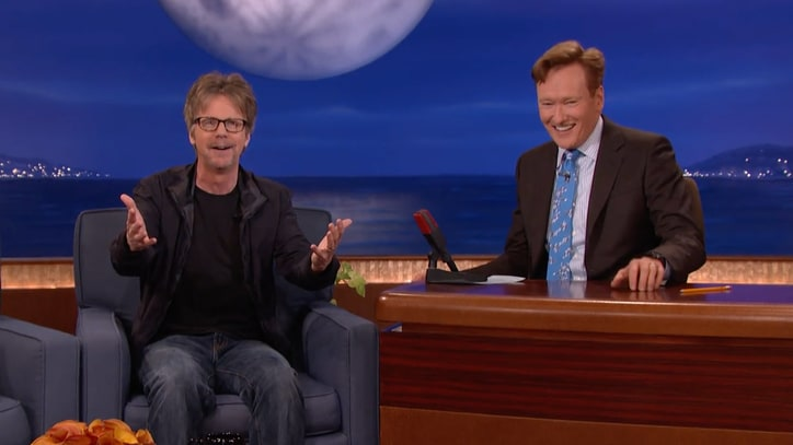 Watch Dana Carvey Show Off Dance Move David Bowie Taught Him