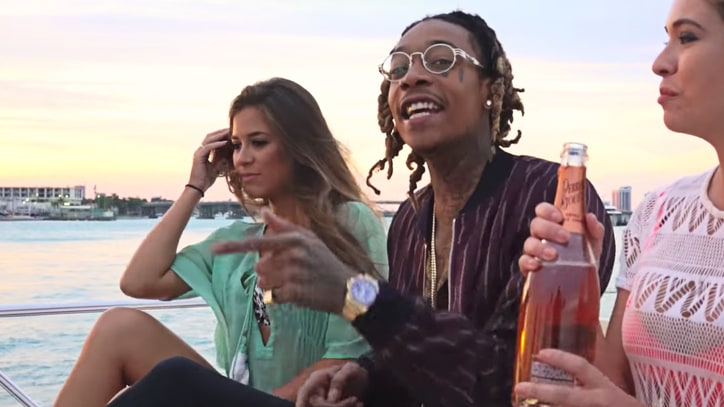 Watch Wiz Khalifa Flex on Yacht in 'Celebrate' Video