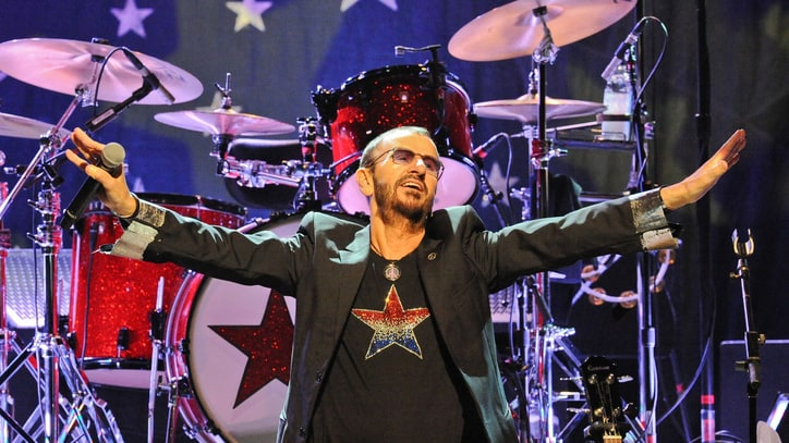 Ringo Starr Remembers George Martin, Teases New Music
