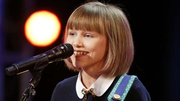 'America's Got Talent' Star Grace VanderWaal Talks Songwriting, Katy Perry