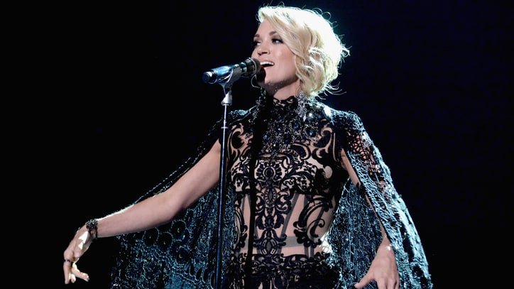 See Carrie Underwood's Soaring 'Church Bells' at CMT Awards