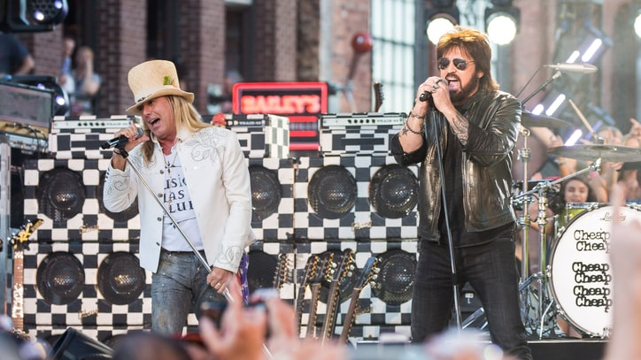 Billy Ray Cyrus on TV Comeback: 'It's All About Reinvention'