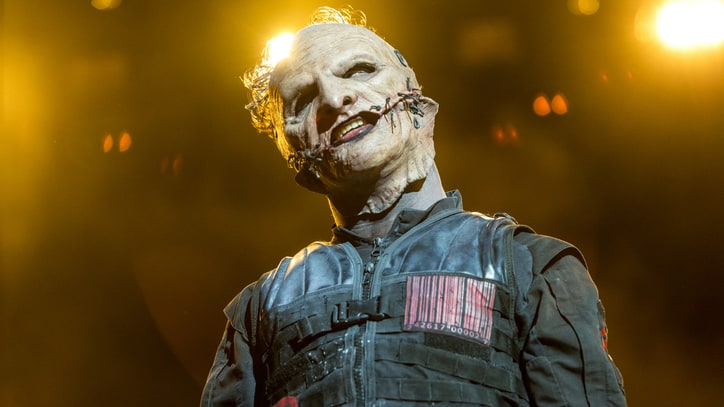 Slipknot Reschedule Tour as Corey Taylor Has Spinal Surgery