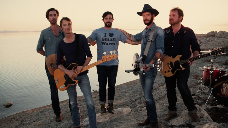 Band of Horses' Ben Bridwell on Embracing 'Wack-Ass Style'