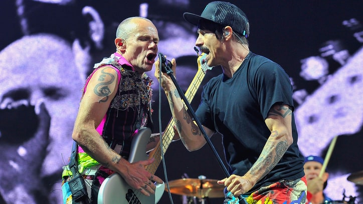 Hear Red Hot Chili Peppers' Groove-Inflected 'We Turn Red'