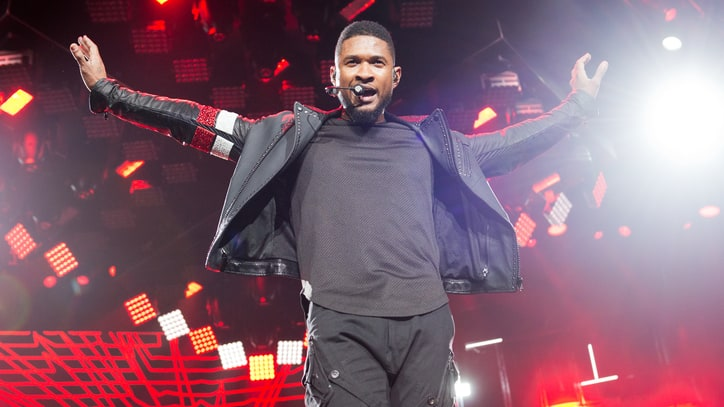 Hear Usher's Soul-Baring New Track 'Crash'