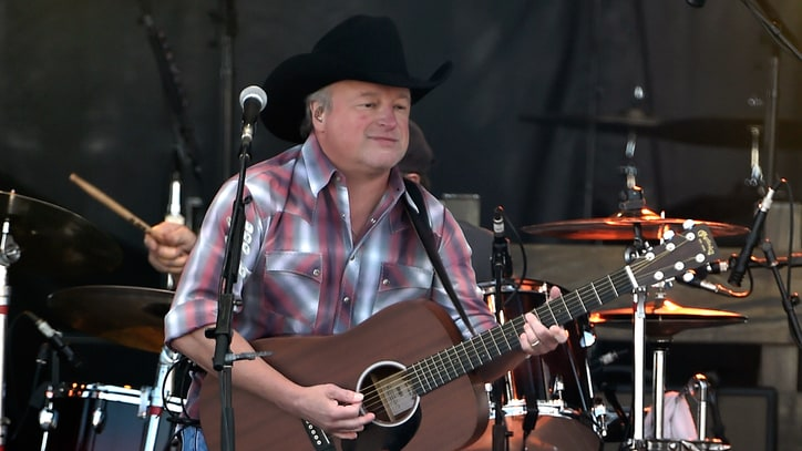 Hear Mark Chesnutt's Steel-Drenched 'Oughta Miss Me By Now'