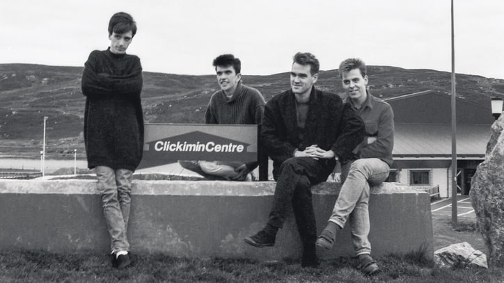 Smiths Photographer on Witnessing Band at Their 'Frenetic' Peak