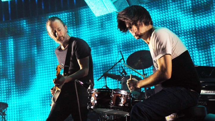 Radiohead Detail 'Live From a Moon Shaped Pool' Event