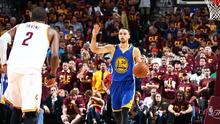 NBA Finals: Steph Curry Leads Warriors to Stomp Cavs and Win Game 4