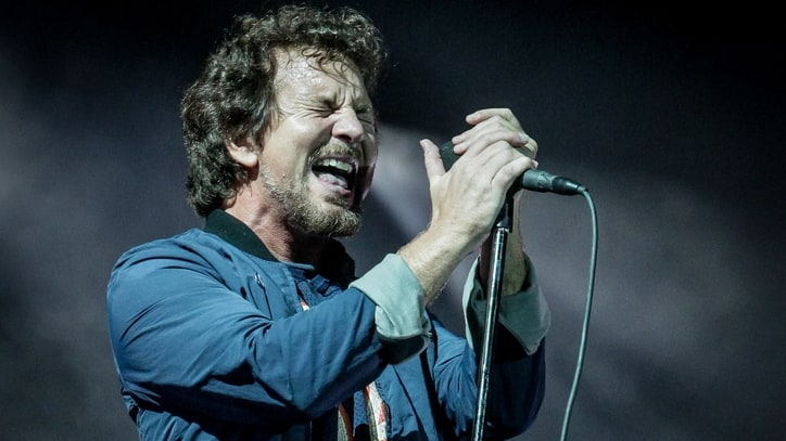 Eddie Vedder Slams Tennessee 'Bathroom Bill' at Bonnaroo