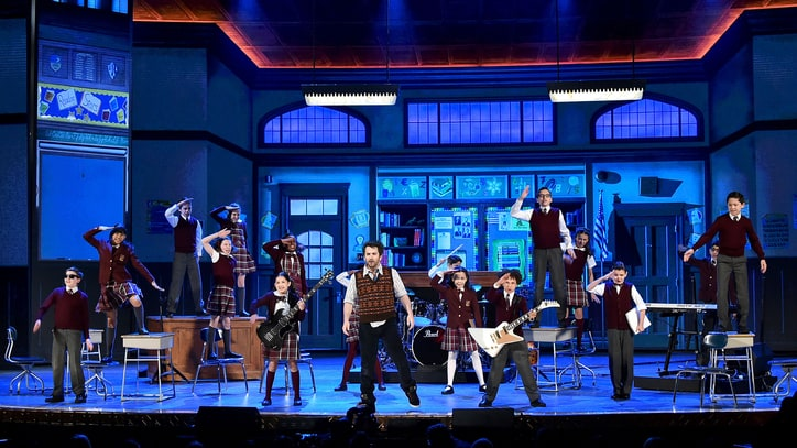 See 'School of Rock' Shred Tony Awards With 'You're in the Band'