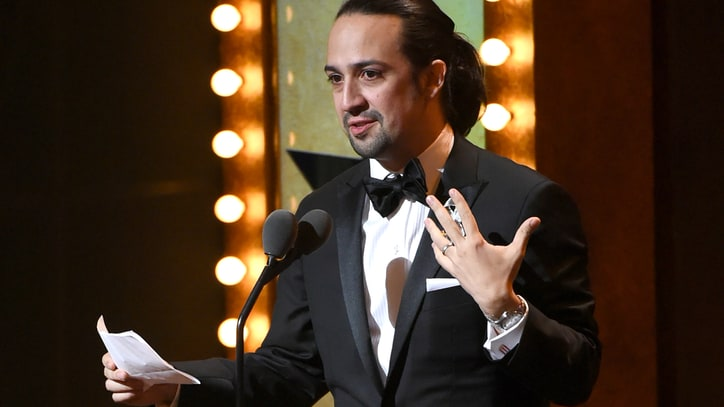 See Lin-Manuel Miranda's Stirring Tribute to Orlando Victims