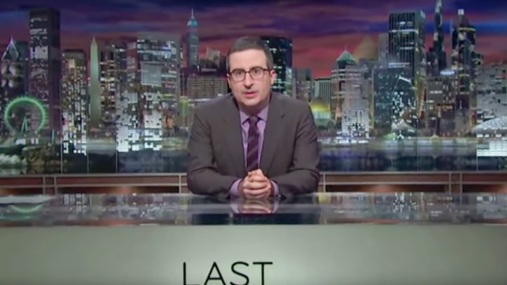 John Oliver on Orlando Shooting: Terrorist Is 'Vastly Outnumbered'