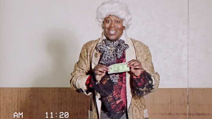 See Tituss Burgess From 'Kimmy Schmidt' Audition for 'Hamilton'