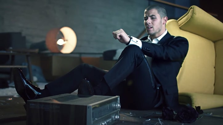 Watch Nick Jonas' Seductive 'Under You' Video