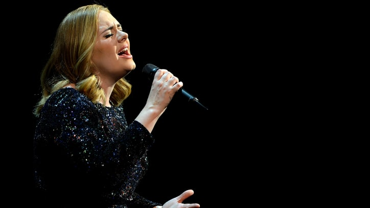 Watch Adele Deliver Moving Tribute to Orlando Victims Onstage