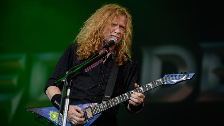 Watch Megadeth, Nikki Sixx Cover Sex Pistols' 'Anarchy in the U.K.'