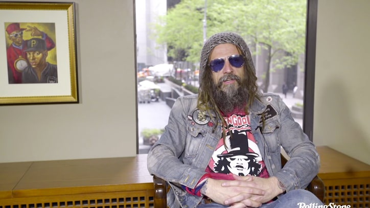 See Rob Zombie Discuss the One Thing That Scares Him
