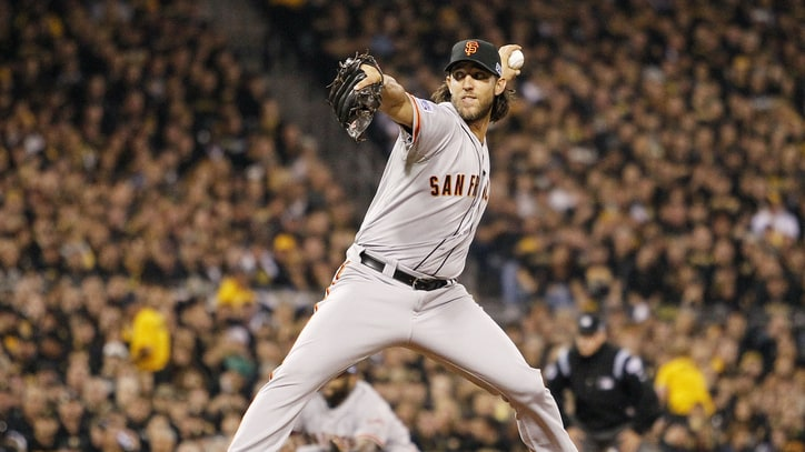 Why It's Worth the Risk to Have Bumgarner in the Home Run Derby