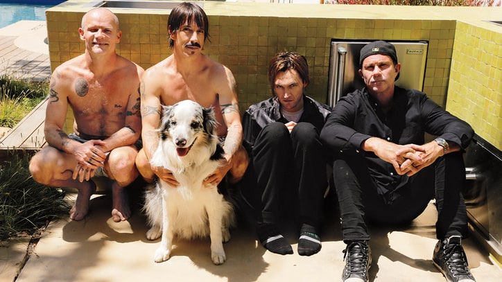 Red Hot Chili Peppers Talk Risky Danger Mouse-Inspired Reboot