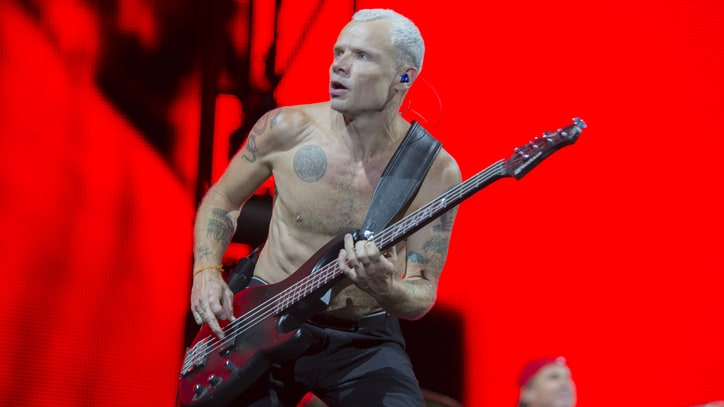 Flea Talks 'Crazy' Snowboarding Spill, Red Hot Chili Peppers' New Direction