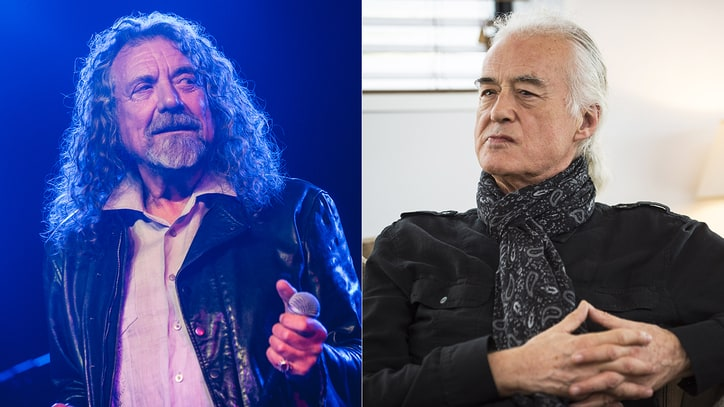 Led Zeppelin Appear in Court for Colorful Start of 'Stairway' Trial