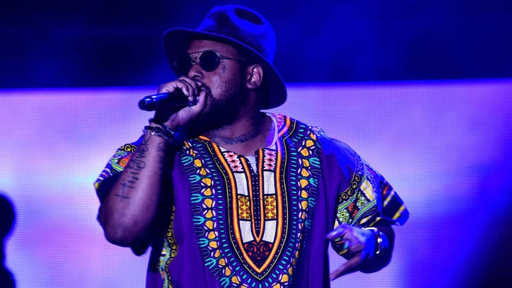 Schoolboy Q Reveals 'Blank Face LP' Title, Cover Art