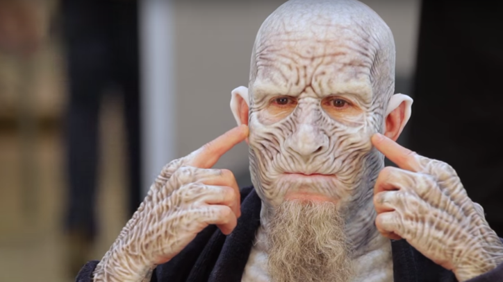 See Anthrax's Scott Ian Become 'Game of Thrones' White Walker