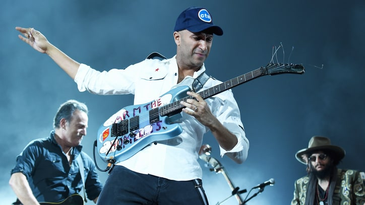 Tom Morello to Headline Tour Kickoff Protesting Trans-Pacific Partnership