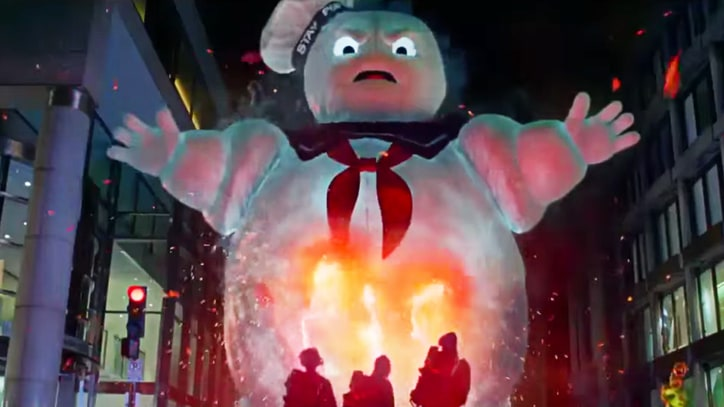 Watch Stay Puft Marshmallow Man Return in 'Ghostbusters' Teaser
