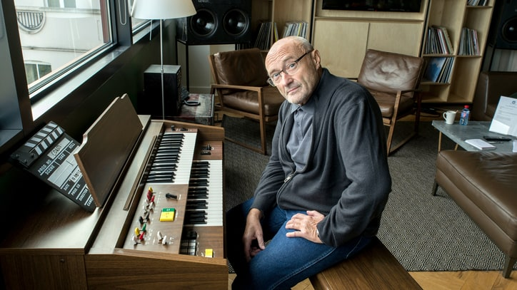 Phil Collins Promises He's 'Not Dead Yet' With New Memoir